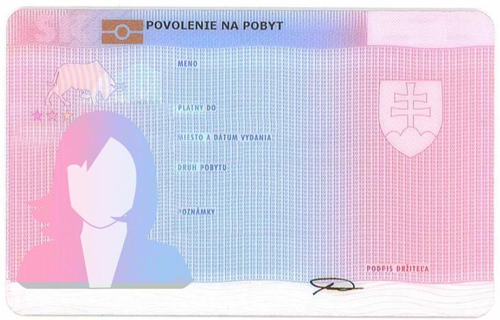 Оформление ПМЖ в Словакии