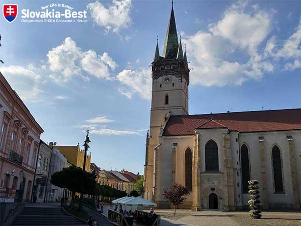 Достопримечательности столицы восточной Словакии – Кошице