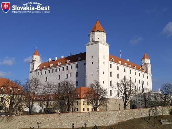 Достопримечательности столицы Словакии
