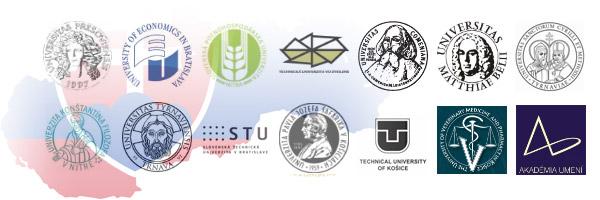 Каталог университетов Словакии